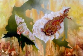 Natura Mixta s/tela 100 x 150 cm
